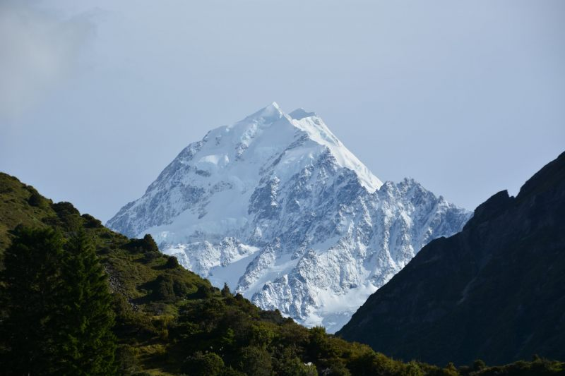 Mt Cook 2 (Mueller Hut Jan 2014)