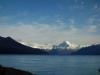 View across Lake Pukaki to Mt Cook (Mueller Hut Jan 2014)