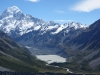 View from the track towards Mt Cook (Mueller Hut Jan 2014)