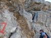 Climbing (Nebelhorn Klettersteig, Germany)