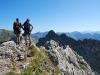 Looking on (Nebelhorn Klettersteig, Germany)