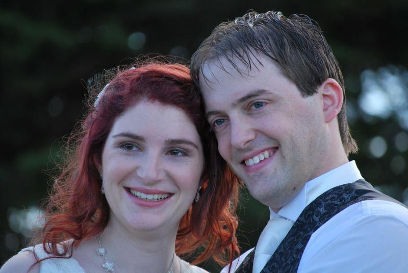Anita and Simon 2 (Simon and Anita's Wedding)