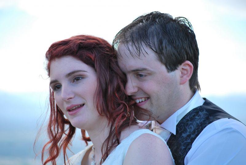 Anita and Simon (Simon and Anita's Wedding)