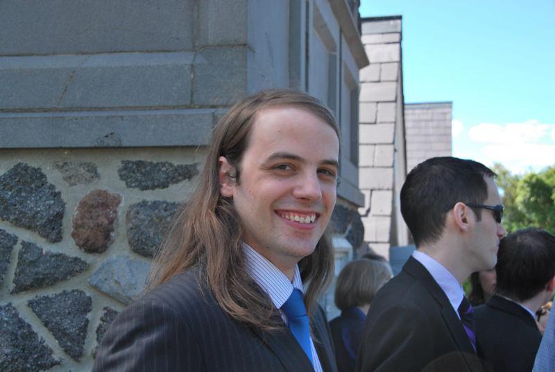 Dave (Simon and Anita's wedding)