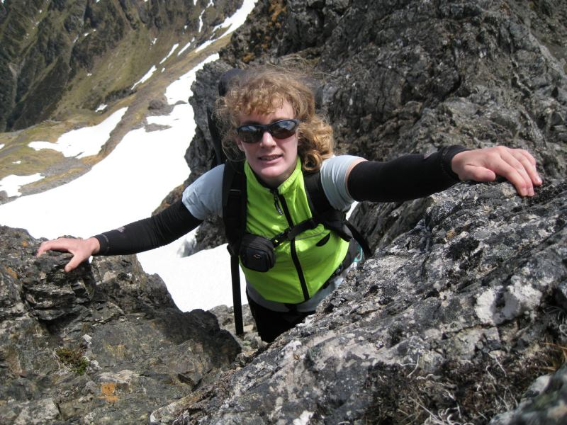 Gina (Mt Technical, Lewis Pass)