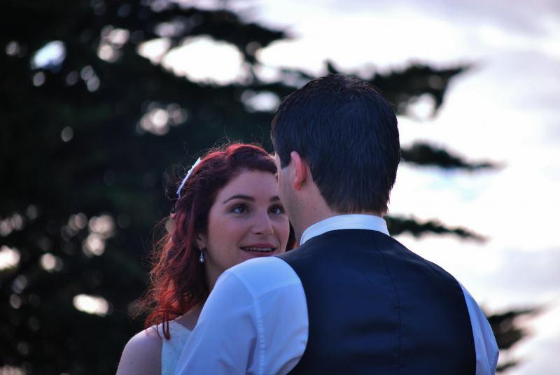 I wuve you (Simon and Anita's Wedding)