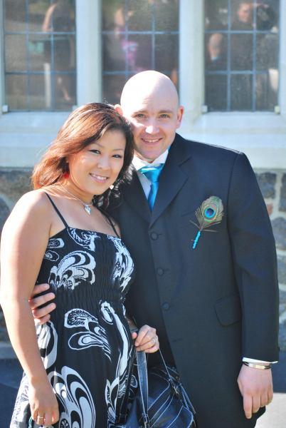Mari and Ryan (Simon and Anita's Wedding)
