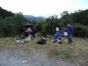 Camp at Sylvia Flats (Lewis Pass)