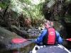 Frauke in kayak 2 (Abel Tasman)