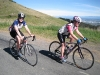Riding on the Port Hills (Christchurch)