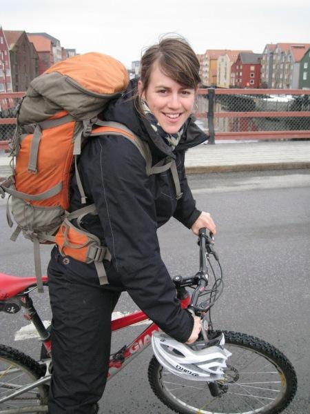 Emily in Trondheim 2 (Trondheim, Norway)