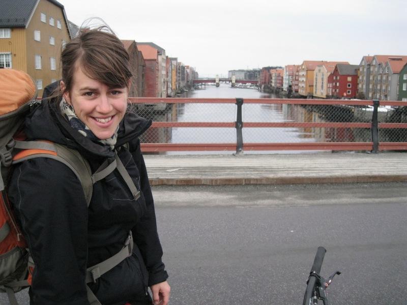 Emily in Trondheim (Trondheim, Norway)