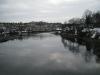 River through Trondheim (Trondheim, Norway)