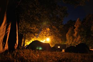 Camp by night (OO.cup, Slovenia)