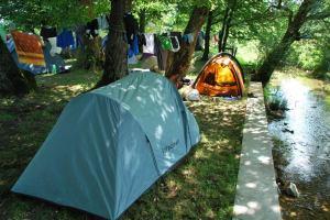 Camp site (Slovenia)