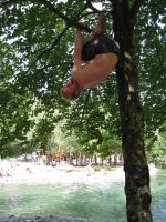 Cris being a monkey 2 (OO.cup, Slovenia)