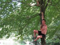 Chris being a monkey (OO.cup, Slovenia)
