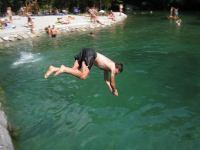 Cris diving (OO.cup, Slovenia)