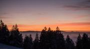 Ski touring Pfaender (Austria)