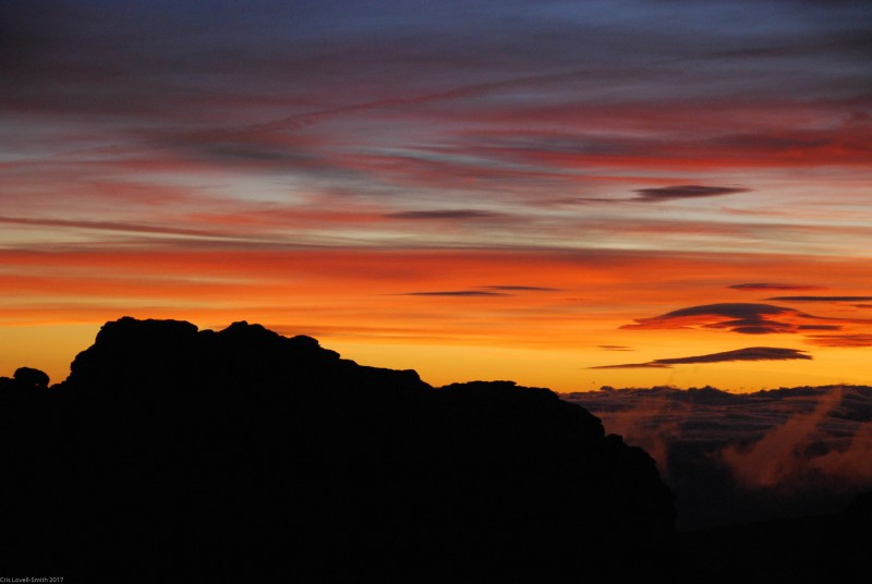 Sunrise in the mountains (Portugal ARWC 2009)