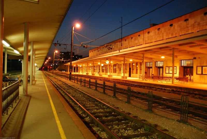 Train station 2 (Jesenice, Slovenia)