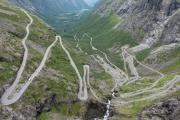Trollstigen (Cycle Touring Norway 2016)