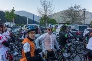 Waiting at the start line (Imster Radmarathon 2016)