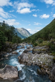 Nice river (Cycle Touring Norway 2016)