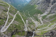 Trollstigen (Cycle Touring Norway 2016)