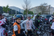 Waiting at the start line (Imster Radmarathon 2016)
