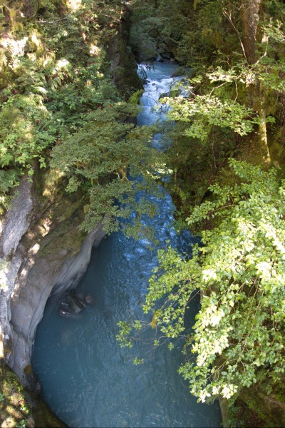 River (Rabbit Pass Tramp Dec 2014)
