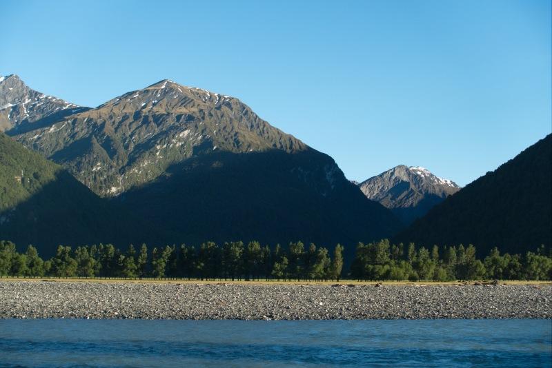 The first river (Rabbit Pass Tramp Dec 2014)