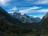 View down valley (Rabbit Pass Tramp Dec 2014)
