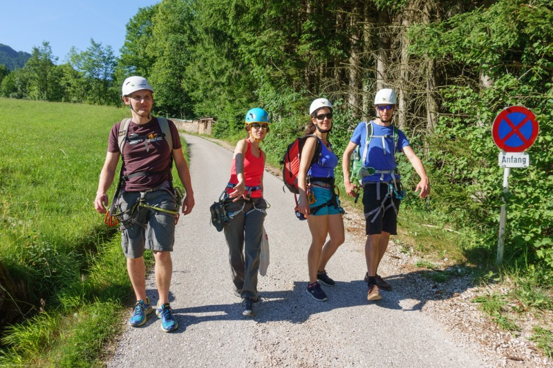 Extreme coolness (Salzkammergut Adventures)