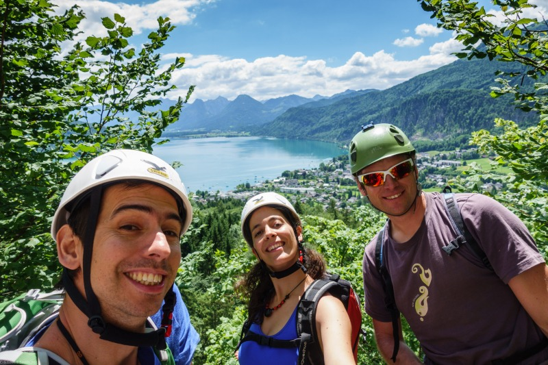 Multi-pitch 2 (Salzkammergut Adventures)