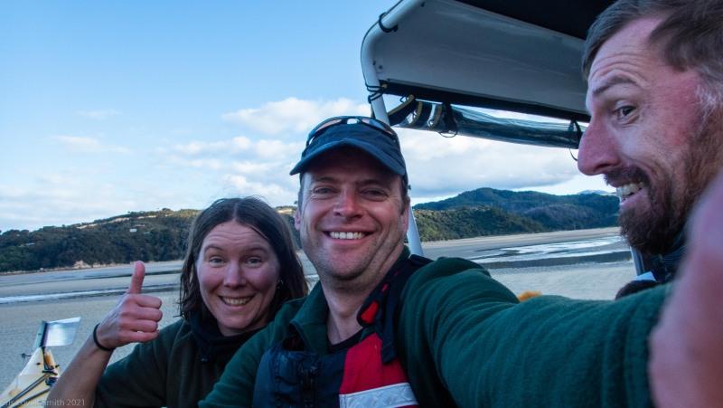 Looking a bit special (Seakayaking Abel Tasman April 2021)