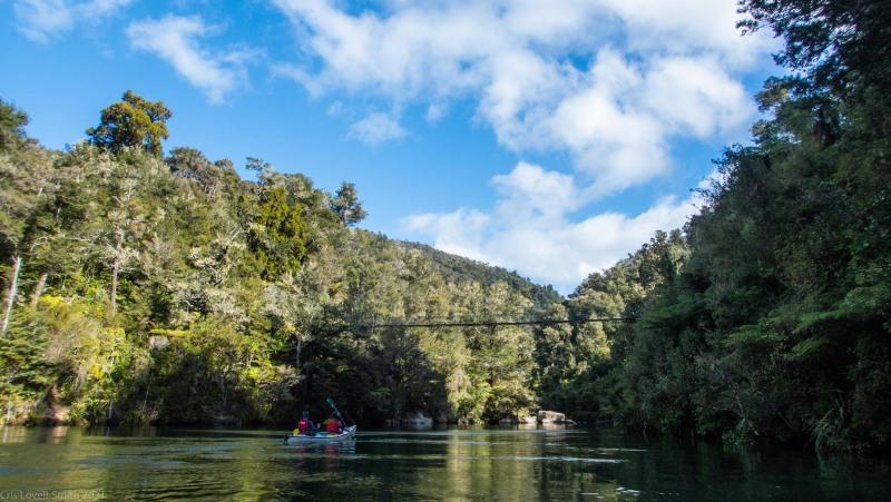 Sandfly bay (Seakayaking Abel Tasman April 2021)