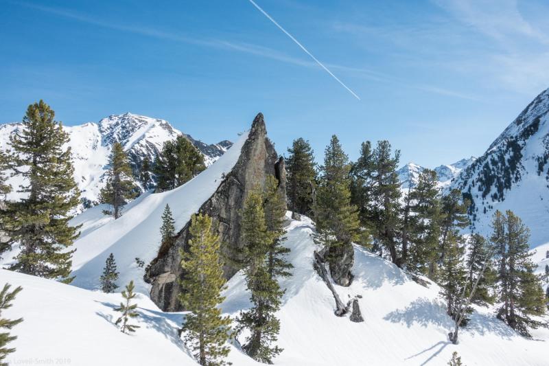 Spring (Skitouring Kuehtai March 2019)
