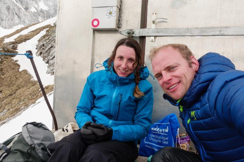 Leonie and Cris (Slovenia 2019)