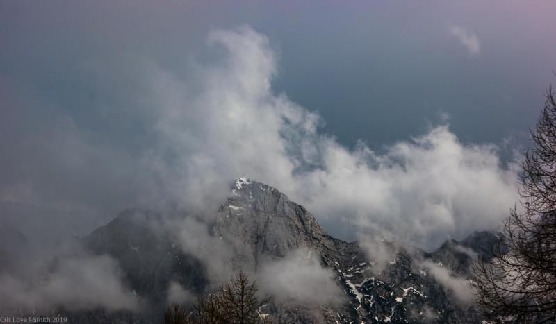 Moody weather (Slovenia 2019)