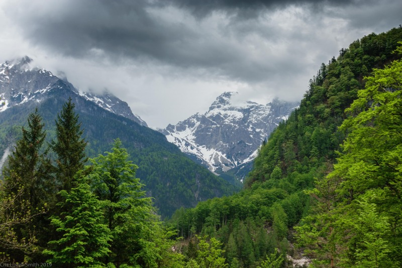 More moody weather (Slovenia 2019)