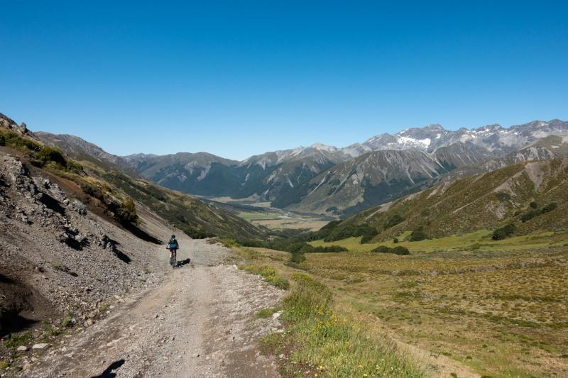 Maling Pass (Cycling St James)