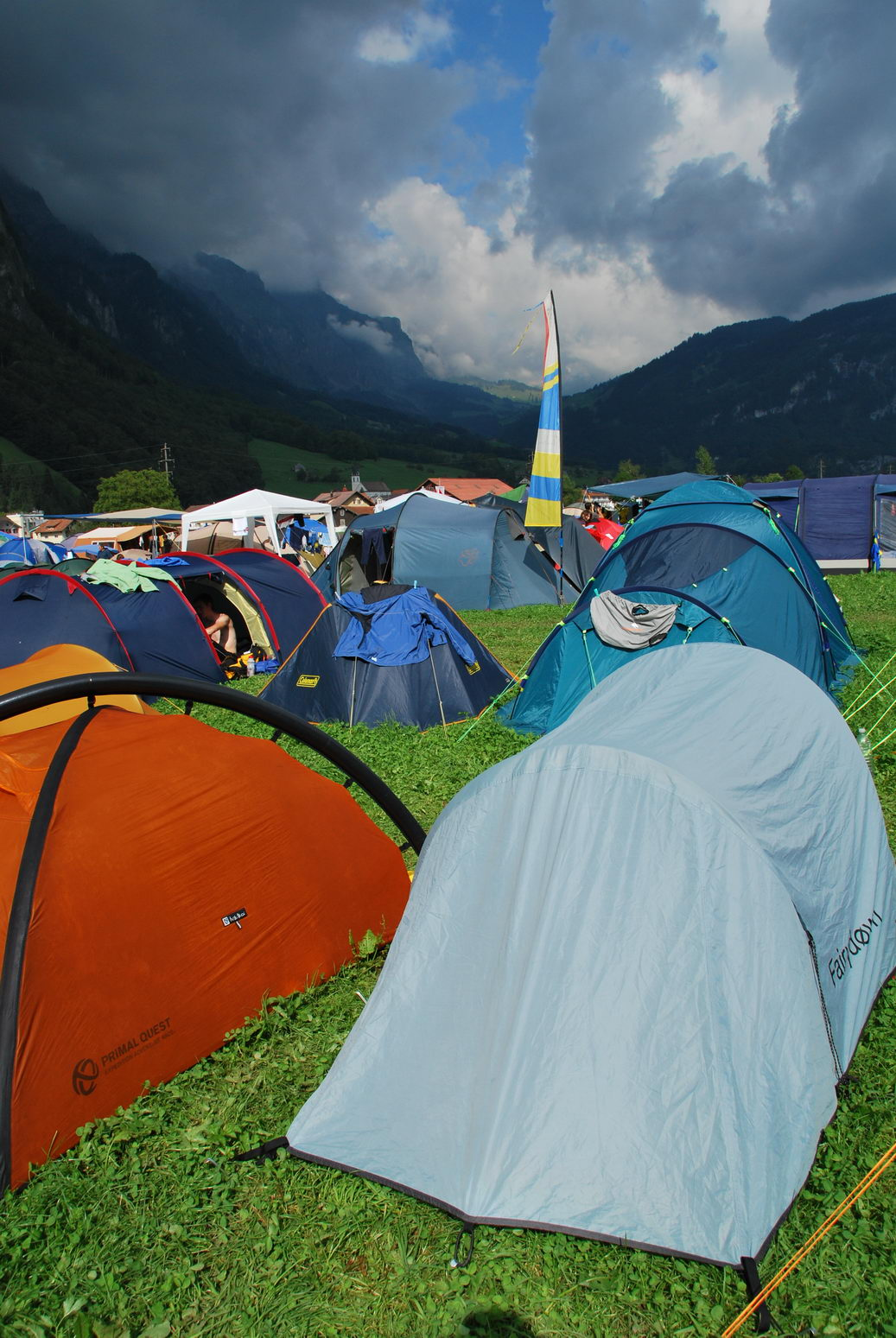 Camp (Swiss O Week, Switzerland)