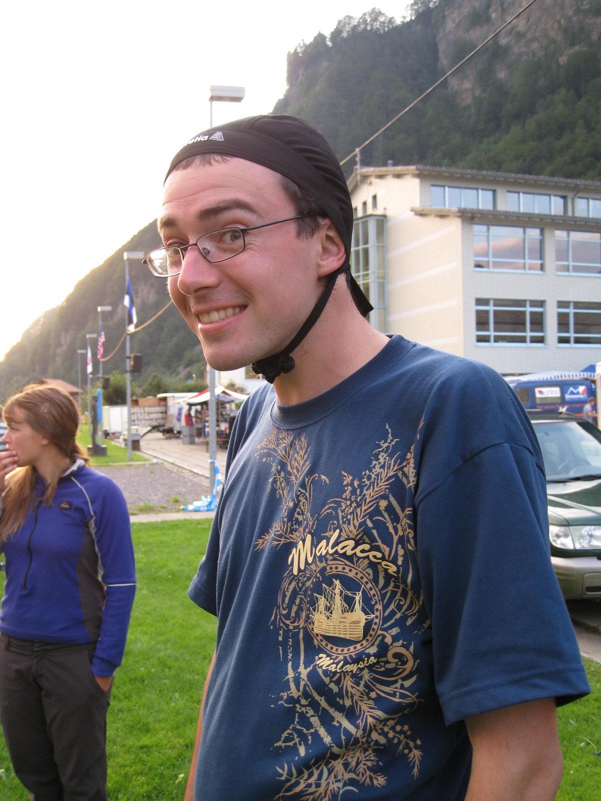 Keith 2 (Swiss O Week, Switzerland)