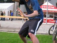 Keith the kung fu ninja (Swiss O Week, Switzerland)