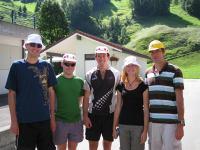 Kiwis unite 2 (Swiss O Week, Switzerland)