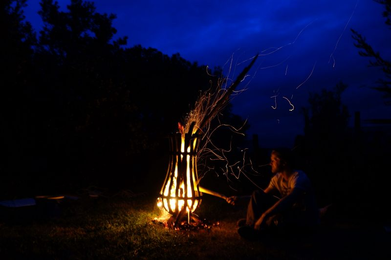 Andy and fire 2 (Takaka 2013)