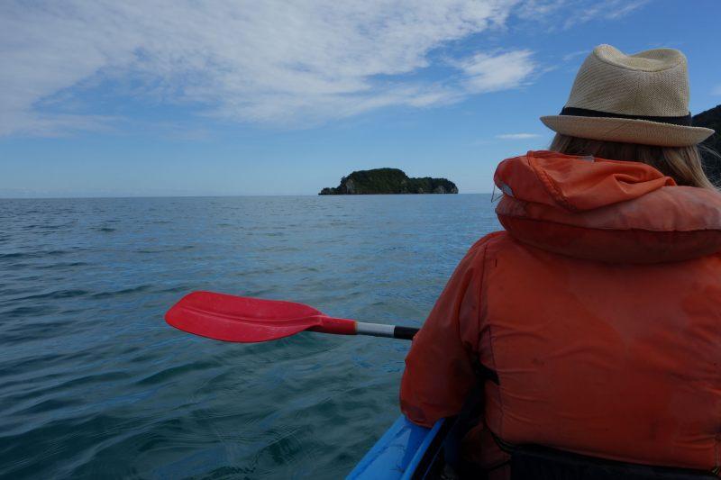 Holly kayaking 2 (Takaka 2013)