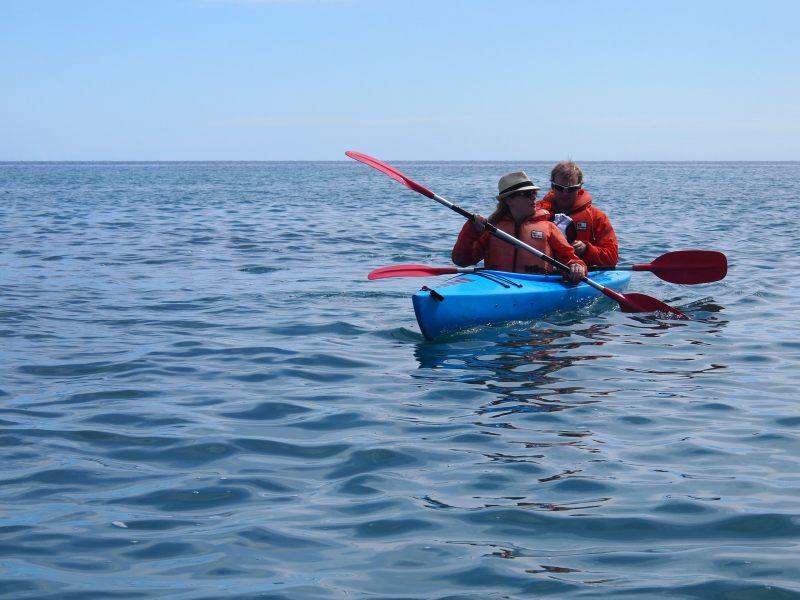 More more kayaking (Takaka 2013)