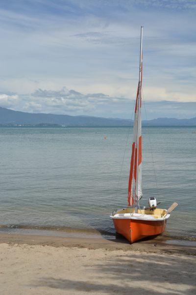 The boat on the beach (Takaka 2013)
